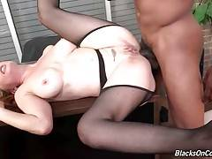 Kiki Daire Gets Double Penetrated By Black Guys 2