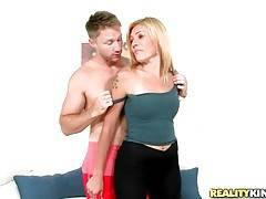 Skillful seducer Levi Cash knows well how to persuade a girl