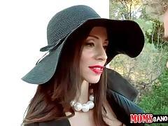 Ariella Ferrera Seduces Step Daughter`s Boyfriend 2