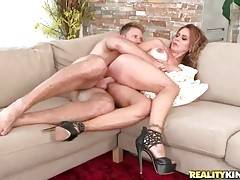 Busty Booty Milf Loves To Get Fucked 1