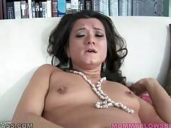Attractive mature slutie is getting too much cock hungry.