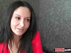 Ava Addams is ready to give a lesson to Shae Summers` boyfriend.